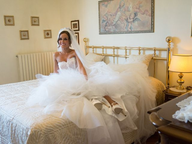 Il matrimonio di Lorenzo e Alessandra a Ponsacco, Pisa 16
