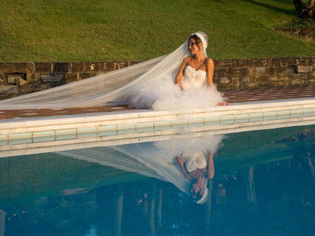 Il matrimonio di Lorenzo e Alessandra a Ponsacco, Pisa 29