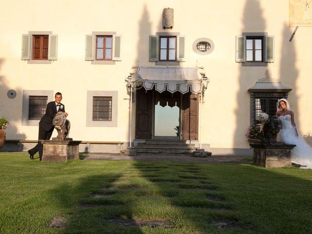Il matrimonio di Lorenzo e Alessandra a Ponsacco, Pisa 35