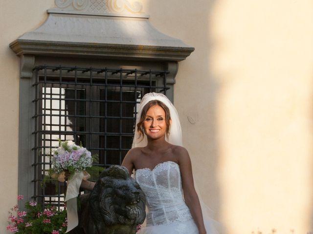 Il matrimonio di Lorenzo e Alessandra a Ponsacco, Pisa 40