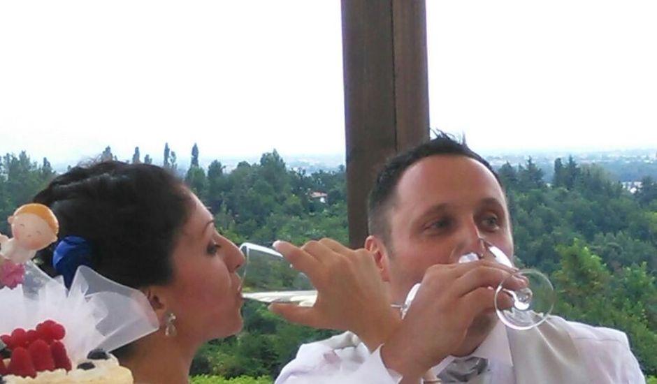 Il matrimonio di Fabio e Chiara a Zola Predosa, Bologna