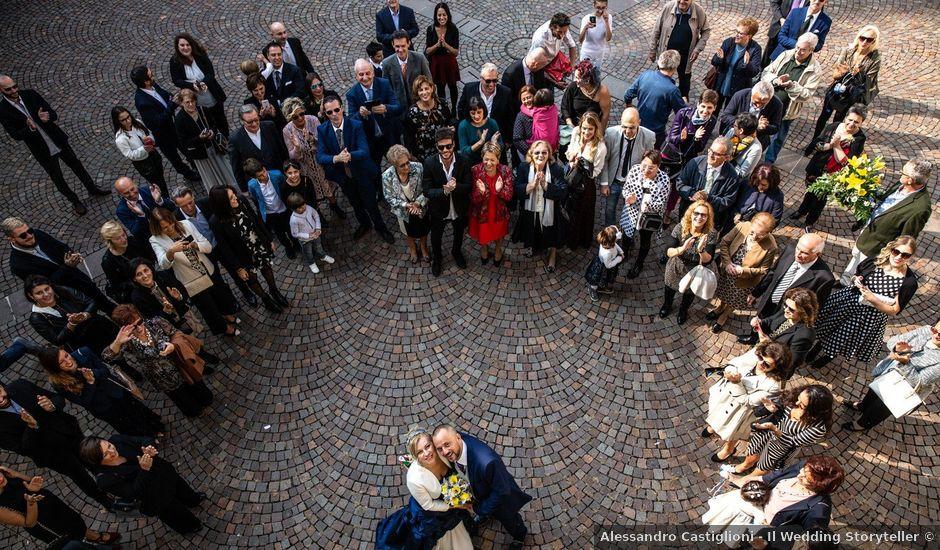Il matrimonio di Fabio e Cristina a Robecco sul Naviglio, Milano
