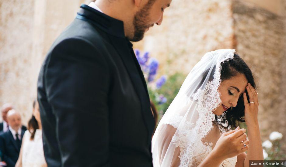Il matrimonio di Monder e Simona a Siracusa, Siracusa