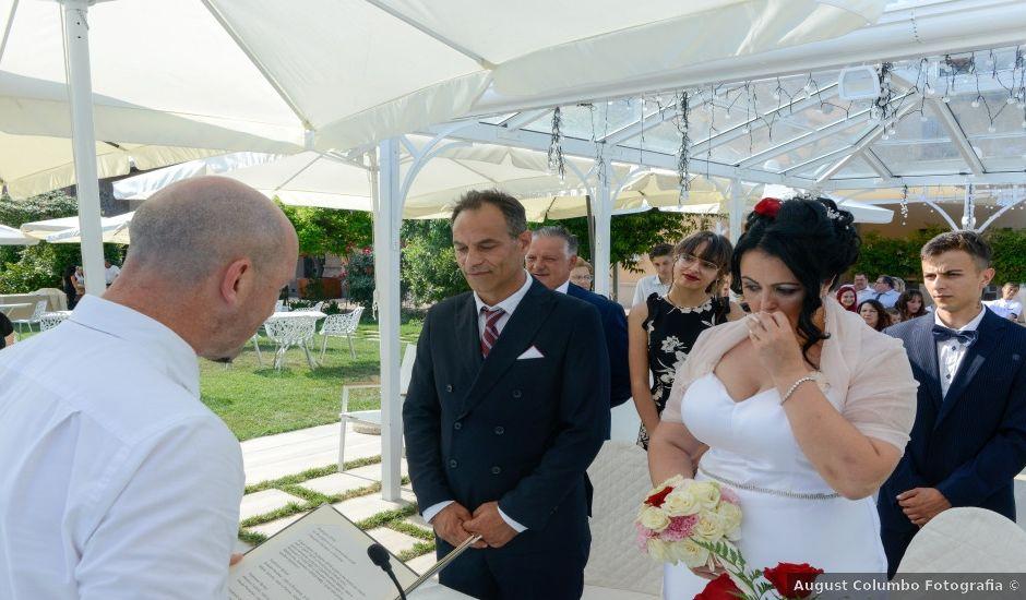 Il matrimonio di Giovanni e Gabriela a Pontenure, Piacenza