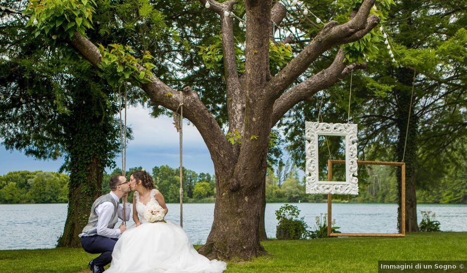 Il matrimonio di Matteo e Rosita a Gaggiano, Milano