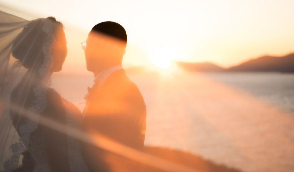 Il matrimonio di Simona e Lorenzo a Tratalias, Cagliari