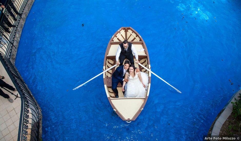 Il matrimonio di Agatino e Nunziatina a Adrano, Catania