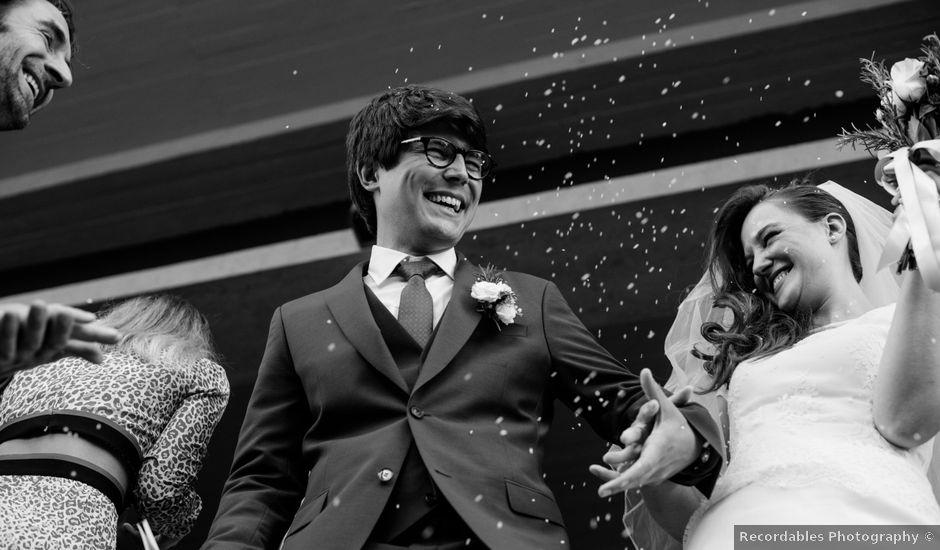 Il matrimonio di Paola e Santiago a Firenze, Firenze