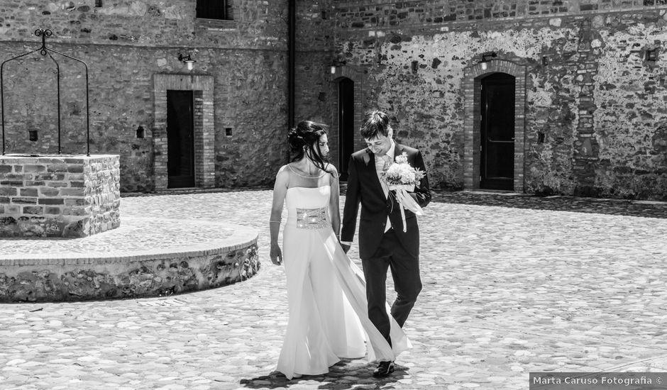 Il matrimonio di Emmanuel e Maria a Pisticci, Matera