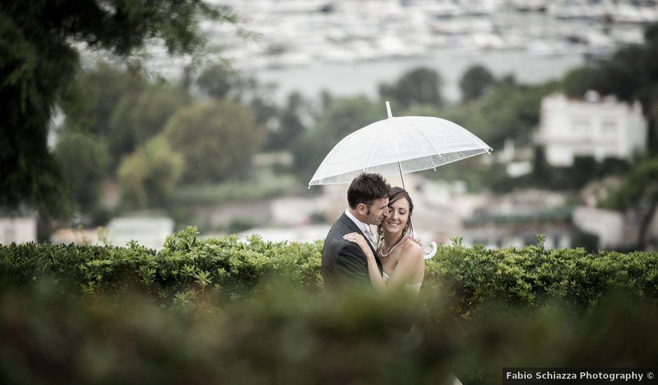 Il matrimonio di Giuseppe e Corinna a Bacoli, Napoli