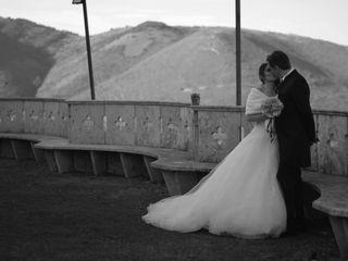 Le nozze di Francesca e Vince