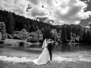 Le nozze di Samantha e Werner