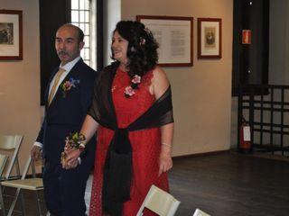 Le nozze di Maria Cristina e Mimmo