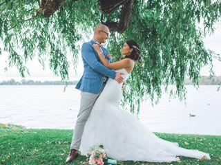 Le nozze di Alynah e Robert