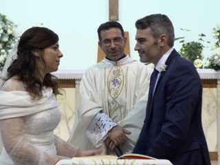 Le nozze di Chiara e Fabiano 1