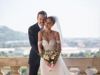 Le nozze di Enrica e Davide