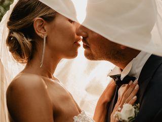 Le nozze di Maddalena e Steve