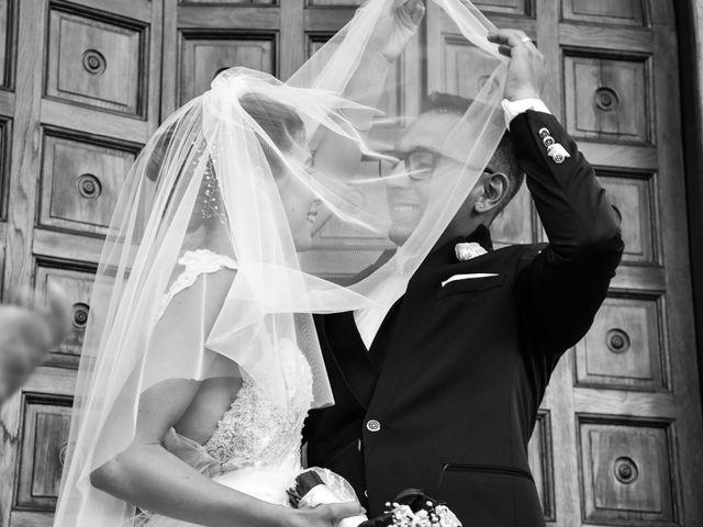 le nozze di Domenico e Sara