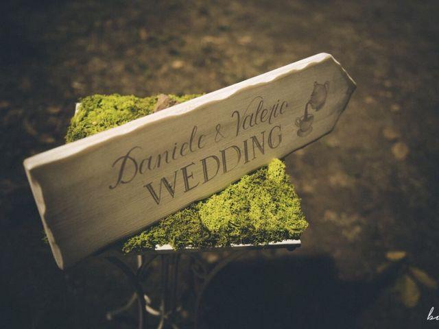 Il matrimonio di Daniele e Valerio a Canale Monterano, Roma 1
