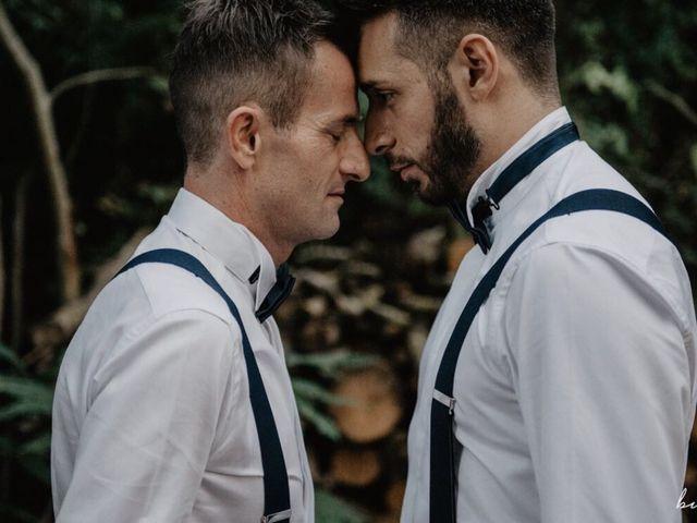 Il matrimonio di Daniele e Valerio a Canale Monterano, Roma 3