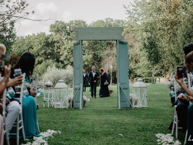 Il matrimonio di Daniele e Valerio a Canale Monterano, Roma 14