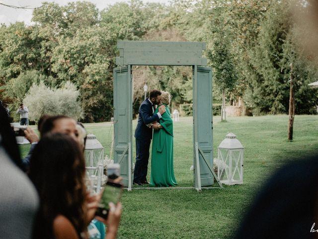 Il matrimonio di Daniele e Valerio a Canale Monterano, Roma 15