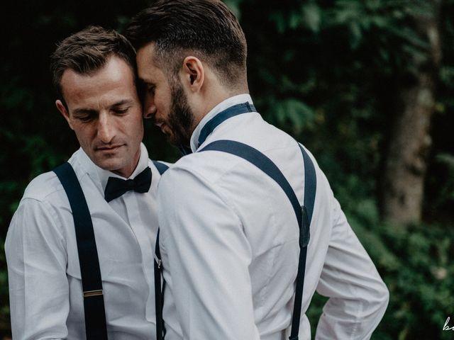 Il matrimonio di Daniele e Valerio a Canale Monterano, Roma 19