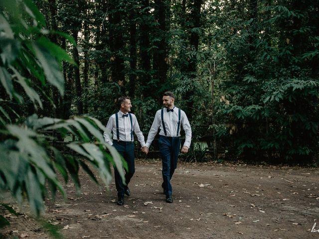 Il matrimonio di Daniele e Valerio a Canale Monterano, Roma 20