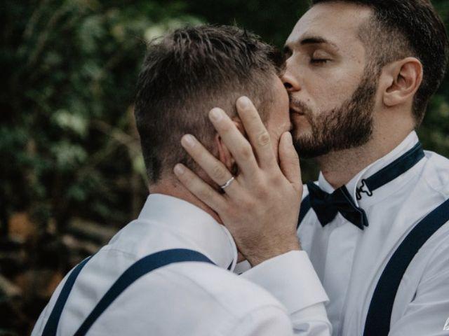 Il matrimonio di Daniele e Valerio a Canale Monterano, Roma 30
