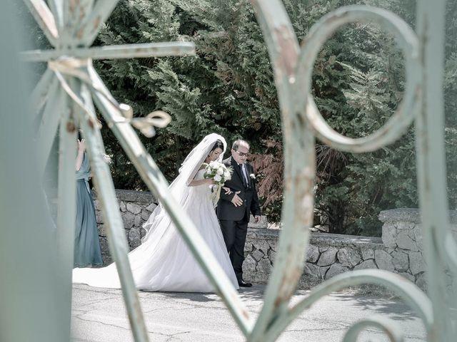 Il matrimonio di Raffaele e Antonella a Carpignano Salentino, Lecce 8