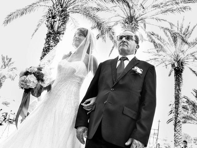 Il matrimonio di Raffaele e Antonella a Carpignano Salentino, Lecce 9