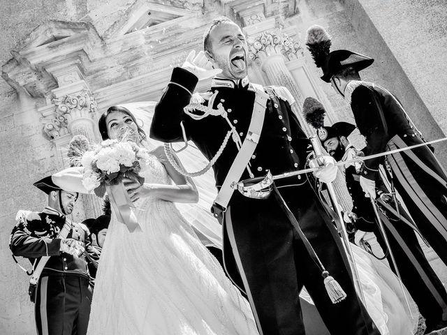 Il matrimonio di Raffaele e Antonella a Carpignano Salentino, Lecce 12
