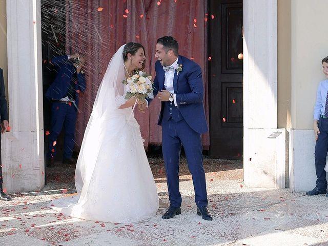 Il matrimonio di Francesco e Anita a Polpenazze del Garda, Brescia 2