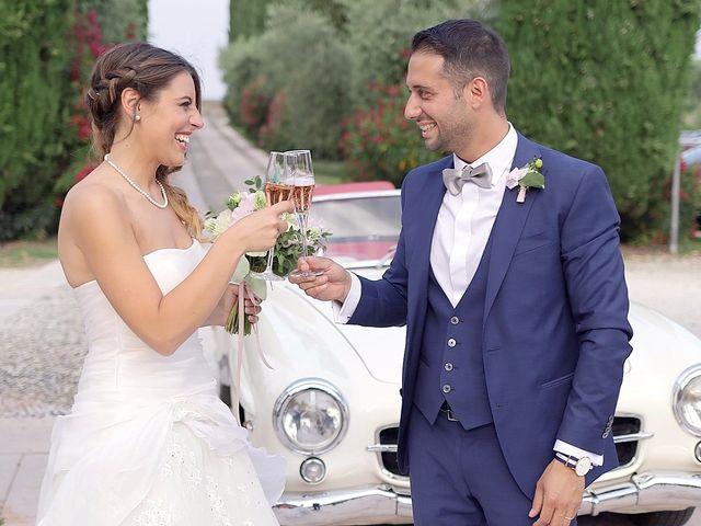 Il matrimonio di Francesco e Anita a Polpenazze del Garda, Brescia 8