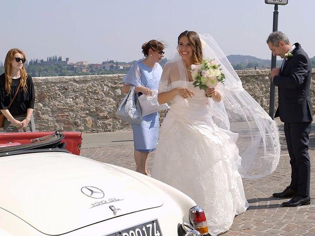 Il matrimonio di Francesco e Anita a Polpenazze del Garda, Brescia 16