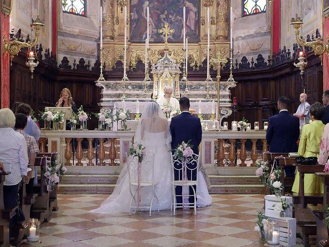 Il matrimonio di Francesco e Anita a Polpenazze del Garda, Brescia 18