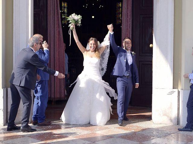 Il matrimonio di Francesco e Anita a Polpenazze del Garda, Brescia 20