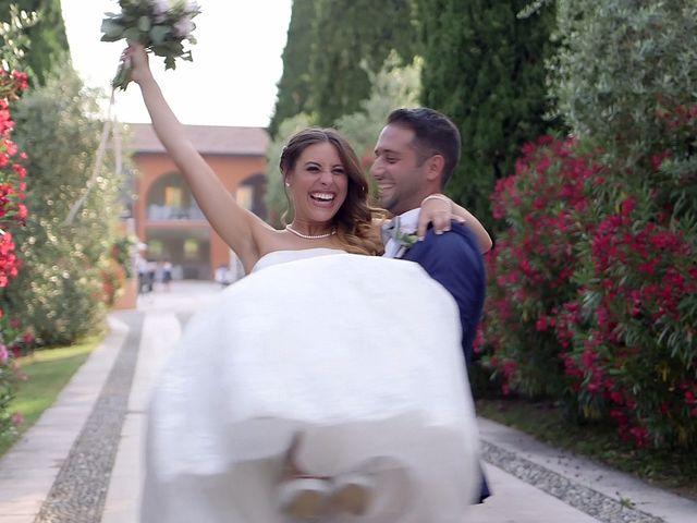 Il matrimonio di Francesco e Anita a Polpenazze del Garda, Brescia 21