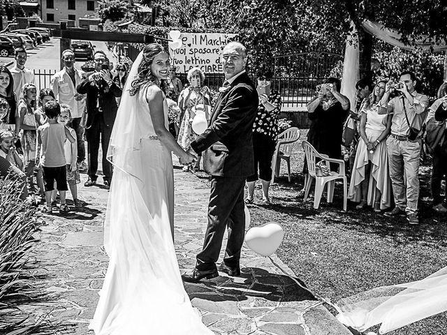 Il matrimonio di Marco e Stefania a Bergamo, Bergamo 6
