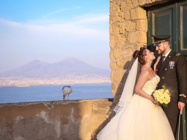 le nozze di Claudia e Giovanni