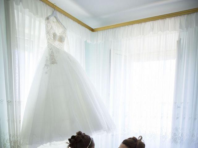 Il matrimonio di Marco e Erica a Torre San Patrizio, Fermo 8