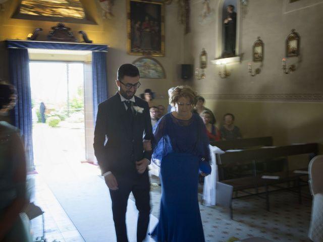 Il matrimonio di Marco e Erica a Torre San Patrizio, Fermo 33
