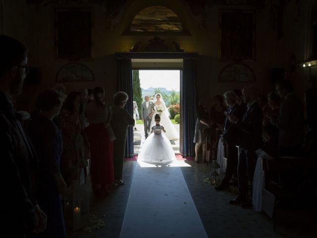 Il matrimonio di Marco e Erica a Torre San Patrizio, Fermo 34