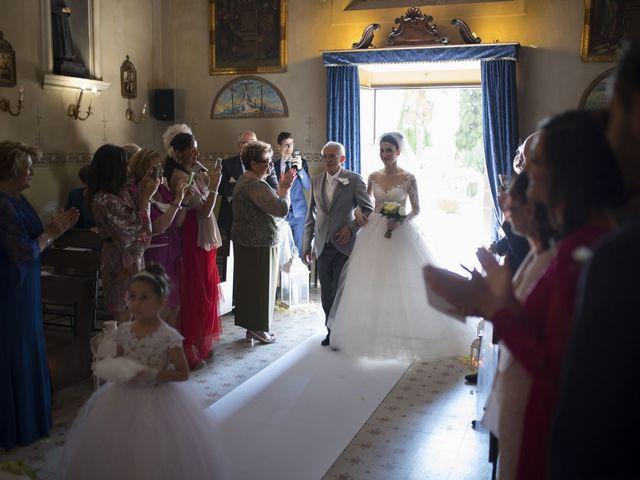 Il matrimonio di Marco e Erica a Torre San Patrizio, Fermo 35