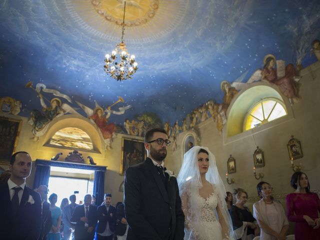 Il matrimonio di Marco e Erica a Torre San Patrizio, Fermo 36