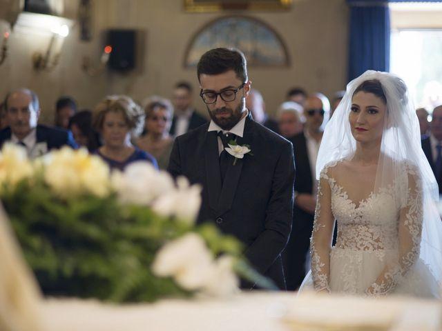 Il matrimonio di Marco e Erica a Torre San Patrizio, Fermo 38