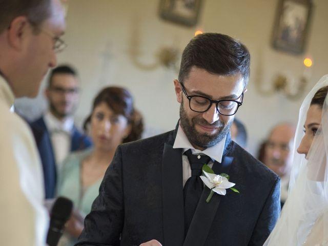 Il matrimonio di Marco e Erica a Torre San Patrizio, Fermo 39