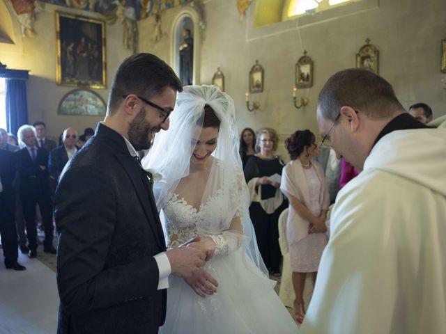 Il matrimonio di Marco e Erica a Torre San Patrizio, Fermo 40
