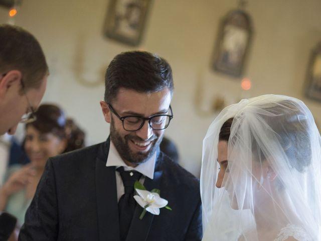 Il matrimonio di Marco e Erica a Torre San Patrizio, Fermo 41