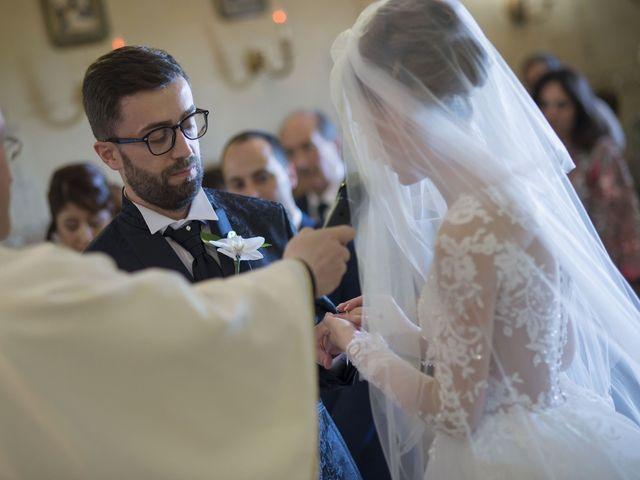 Il matrimonio di Marco e Erica a Torre San Patrizio, Fermo 42